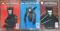 Wolverine: Snikt! Comic Lot of 3 Issues, 1,2 & 5 Direct Edition Marvel COMIC2
