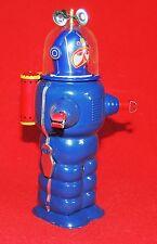 Robot MOON EXPLORER. Robot mécanique en métal. Hauteur 19,5 cm. TR 2020. NEUF