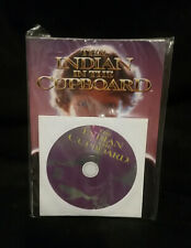 The Indian In The Cupboard CD-Rom Learning Adventure PC w manual