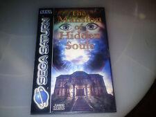 La mansión de almas ocultas Sega Saturn