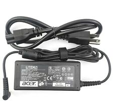 New Liteon PA-1650-02 AC Adapter Laptop Charger&Cord Acer Gateway 19V 3.42A 65W