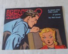 AGENTE SEGRETO X-9 (YELLOW KID nr. 37 - ed. Comic Art)