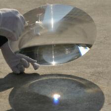 350mm Optical Pmma Fresnel Lens Magnifier Focal Length Solar Plastic Magnifying