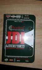 RADIAL JDI MK3 DI BOX PASSIVA