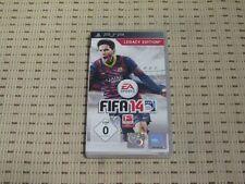 FIFA 14 pour sony psp * OVP *