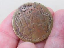 New York Worlds Fair Medal 1939 Coin   (17G1)