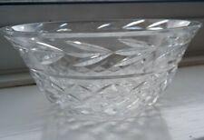 Waterford Crystal Sugar Bowl Vintage made in Ireland