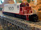 HO Scale KATO EMD SD40-2 DCC Ready Diesel Locomotive SOO LINE w/o DB VERY NICE!