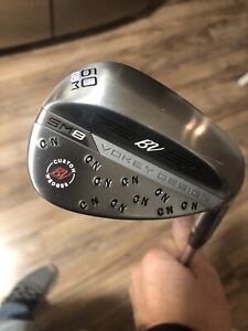 "Titleist Vokey Design Custom Wedge ""Raw"" SM8 60*"