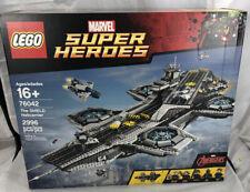 NEW SEALED LEGO MARVEL Super Heroes Set # 76042 The SHIELD Helicarrier Retired