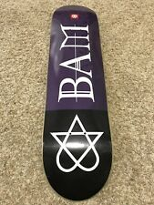 BAM MARGERA ELEMENT HIM 1 SKATEBOARD DECK