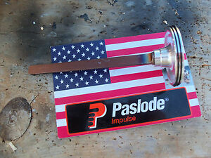 """""""NEW GENUINE"""" Paslode # 404485  Piston Assembly (include 2 steel rings)"""
