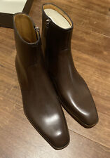 Gucci Men brown Boots Size 9 MSRP $1000