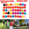 20Pcs Golf Practice Training Sports Ball Whiffle Airflow Hollow Balls Portable