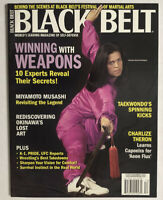 12/2005 BLACK BELT MAGAZINE Musashi TKD Winning With Weapons Theron