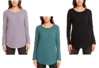 Chaser Ladies' Long Sleeve Waffle Thermal Top, Pick Color & Size ***NWT***