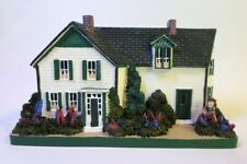 Anne Of Green Gables House Building Figurine - Catherine Karnes Munn 3d Detailed