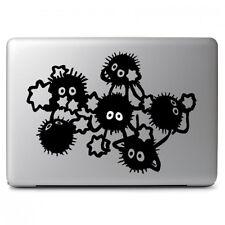 Soot Sprites Dust Bunnies for Macbook Air Pro Laptop Car Window Decal Sticker