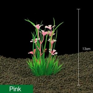 Artificial Plastic Aquarium Plants Grass For Aquarium Background Fish Tank Ornam