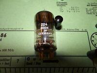 Röhre Lorenz EC 86 Tube 14 mA Valve auf Funke W19 geprüft BL-1901