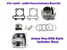 GY6 150cc Cylinder Engine Kit With Non-EGR Head For Chinese Scooter Motors