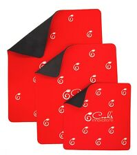 3-Pack Cooks Innovations Original Kitchen GLIDE MATS for Moving Small Appliances
