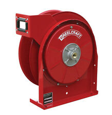 """REELCRAFT TH5400 OMP 1/4""""x25ft 3000 psi Twin Line Hydraulic Hose Reel - no hose"""