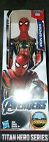 MARVEL AVENGERS ENDGAME TITAN HERO SERIES ACTION FIGURE IRON SPIDER-MAN New