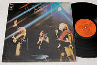 MOTT THE HOOPLE:LP-LIVE-1°PRESS ORIGINALE ITALY 1975