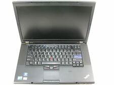 "Lenovo ThinkPad T510 15.6"" Laptop/Notebook 2.4GHz Core i5 2GB DDR3 (C-Grade)"
