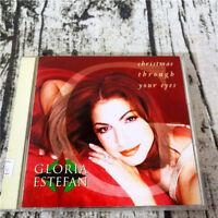 Gloria Estefan – Christmas Through Your Eyes ESCA-5852 JAPAN CD E28-80