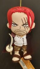 One Piece: Shanks 8' Anime Plush New **License **