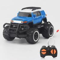 1:43 Mini RC Cars Off-road 4 Channels Electric Model Toys Remote Control Toys