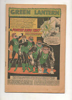 Green Lantern #5 1ST HECTOR HAMMOND 1961! Cover-less and Complete! 1961 DC