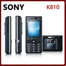 Sony Ericsson K810i - Noble Blue (Unlocked) Cellular Phone