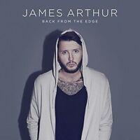 JAMES ARTHUR Back From The Edge Deluxe Edition CD BRAND NEW 4 Bonus Tracks