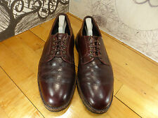 Brown Leather Oxfords, Awesome Leather, Vibram Gum Lite Sole 13N Made In U.S.A!