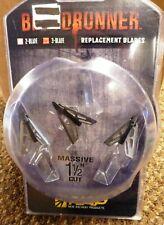 Nap Bloodrunner 3 Blade Replacement Blades
