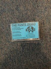 The Pants Demo Cassette RARE Vermont produced by Trey Anastasio