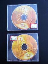 POOH 2 cd Promo rari BRAVA LA VITA / NON LASCIARMI MAI PIU' + Auguri Natale 97