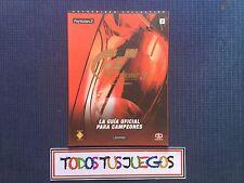 Guia Gran Turismo 3  Playstation Ps2 Oficial EXCELENTE CONDICION