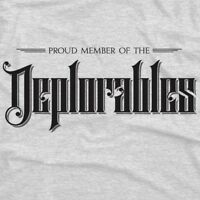 Basket of Deplorables Proud Member Donald Trump Shirt