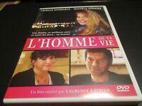 """DVD NEUF """"L'HOMME DE TA VIE"""" Arielle DOMBASLE, Michele BERNIER"""