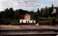 Erster Weltkrieg (1914-18) Ansichtskarten aus Thüringen für Eisenbahn & Bahnhof