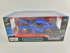 1/24 Maisto Pro Rodz 1970 Ford Mustang Boss 302 -  Awesome!!! - NEW