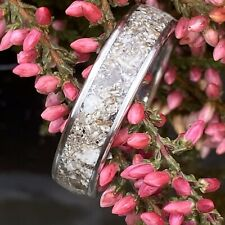 Dog - Cat - Family Pet - Jewellery - Cremation - Ashes - Ring - Handmade.