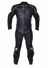 Black Motorcycle Riding Suits