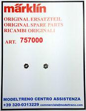 MARKLIN 75700 - 757000 DADO (2pz.)  MUTTER-SK. (2 St.) M2