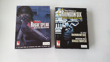 Pack Lot Rainbow 6 Six gold pack edition & Urban operation PC Big box FR