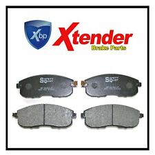 MD815A Front Set Brake Pad Semi Metallic For Suzuki SX4 Infiniti I35 Nissan Cube